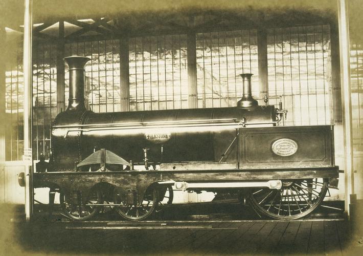 'Locomotive Engine'