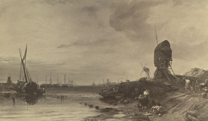 'Dort on the Maas'