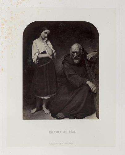 'Mignon et son Pere'