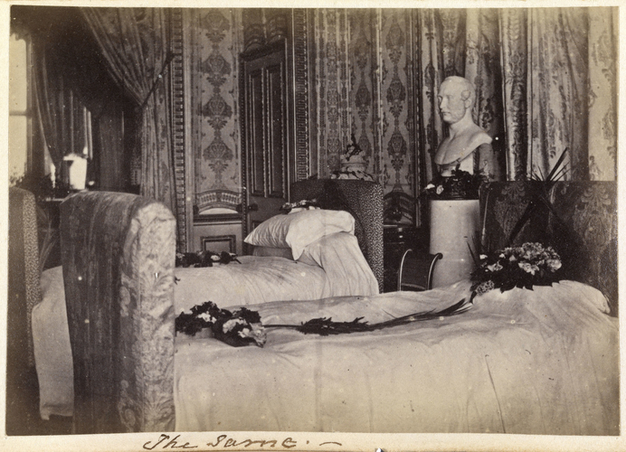 Blue Room, Windsor Castle