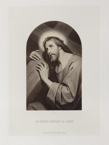 'Le Christ portant sa Croix'
