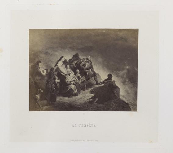'La Tempete'