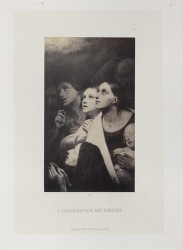 'L'annonciation aux Bergers'