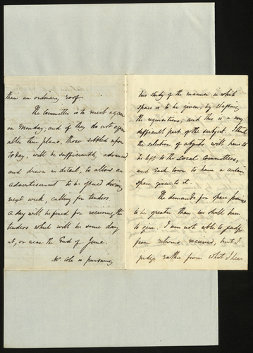29 May 1850. Colonel Reid to Colonel Grey