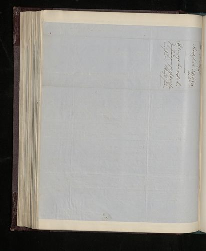 Letter from the photographer Philipp Hoff, probably to Dr. Ernst Becker, about photographing the Raphael drawings in the Stadel Institute in Frankfurt