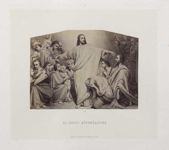 'Le Christ remunerateur'