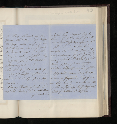 Letter from Ludwig Gruner to Charles Ruland sending him a list of Raphael drawings in Turin and reporting on photography projects