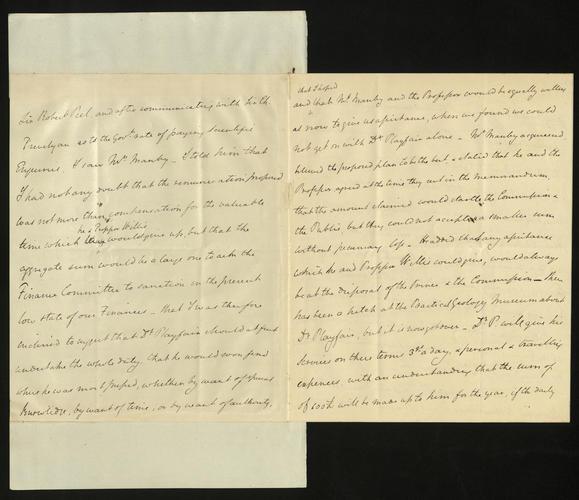 15 Apr 1850. Lord Granville to Colonel Grey