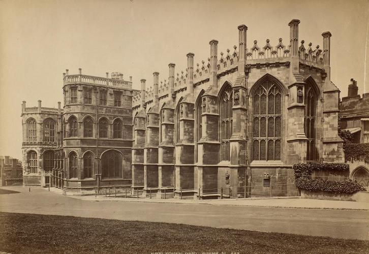 The Albert Memorial Chapel, Windsor Castle