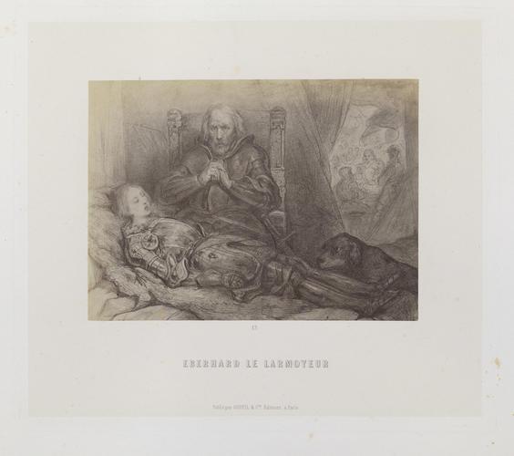 'Eberhard le Larmoyeur'
