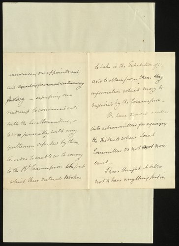 6 May 1850. Lord Granville to Colonel Grey