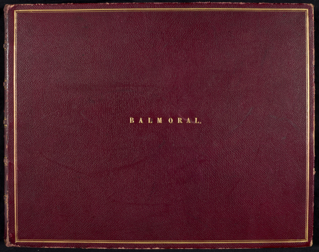 Balmoral; 1856-1861