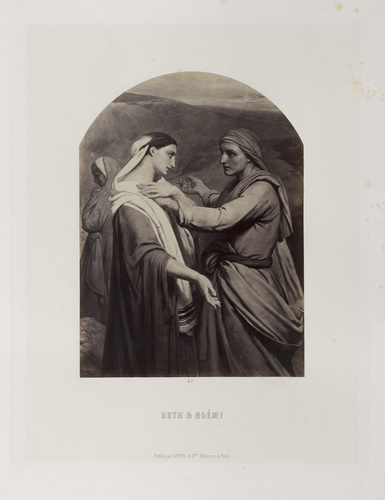 'Ruth et Noemi'