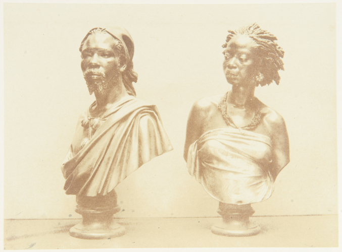 'Busts in Bronze'