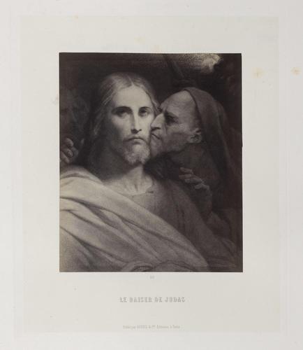 'Le Baiser de Judas'