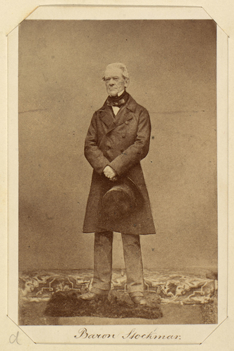 Christian Friedrich, Baron Stockmar (1787-1863)