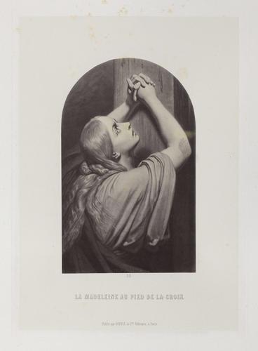'La Madeleine au pied de la Croix'