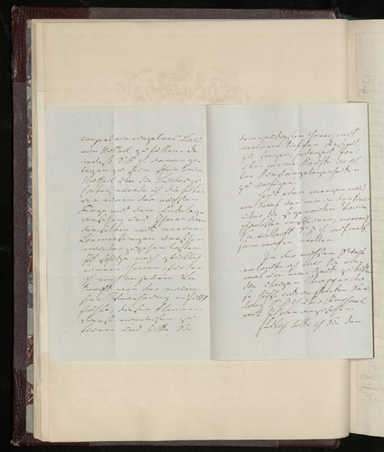 Letter from Gustav Waagen to Dr. Ernst Becker agreeing to look at a collection in Munich on Prince Albert's behalf and hoping to see the remainder of the Prince's Raphael collection, the drawings at
