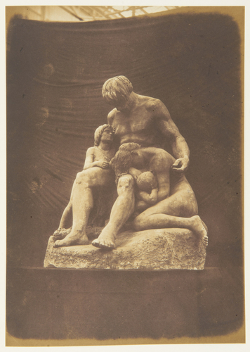 'Cain and his family'