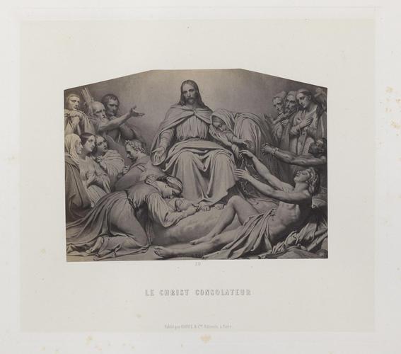 'Le Christ Consolateur'