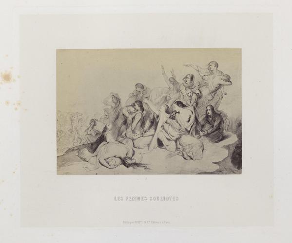 'Les femmes Souliotes'