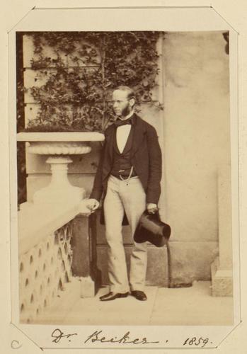 Dr Ernst Becker (1826-88)