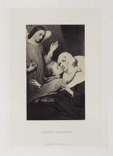 'L'Enfant charitable'