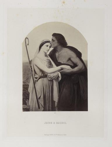 'Jacob et Rachel'