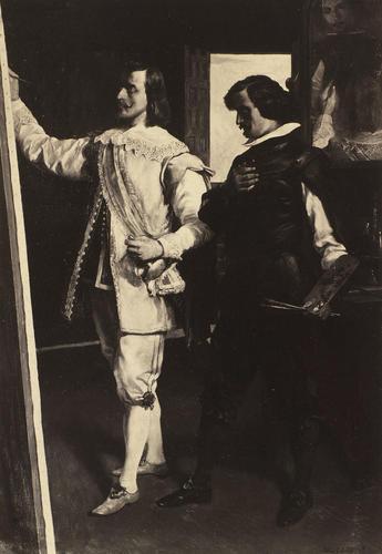 'Philip 2nd and Velasquez'