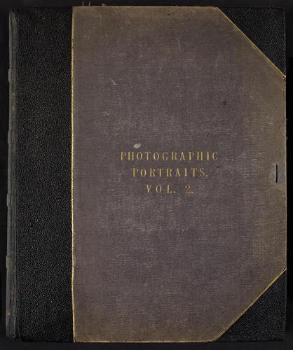 Photographic Portraits Vol.2/60 1852-1859