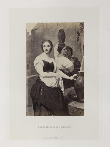 'Marguerite a la fontaine'