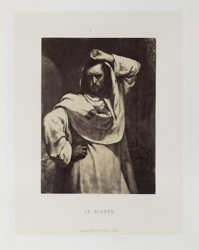 'Le Giaour'