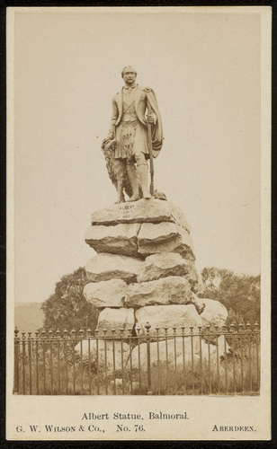 Albert Statue, Balmoral