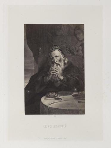 'Le Roi de Thule'