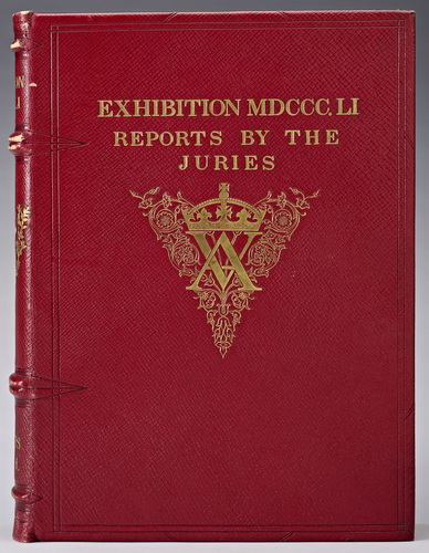 Exhibition of the Works of Industry of All Nations, 1851: Reports by the Juries on the Subjects in the Thirty Classes into which the Exhibition was Divided, Vol. I