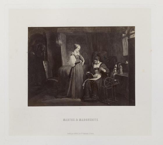 'Marthe et Marguerite'