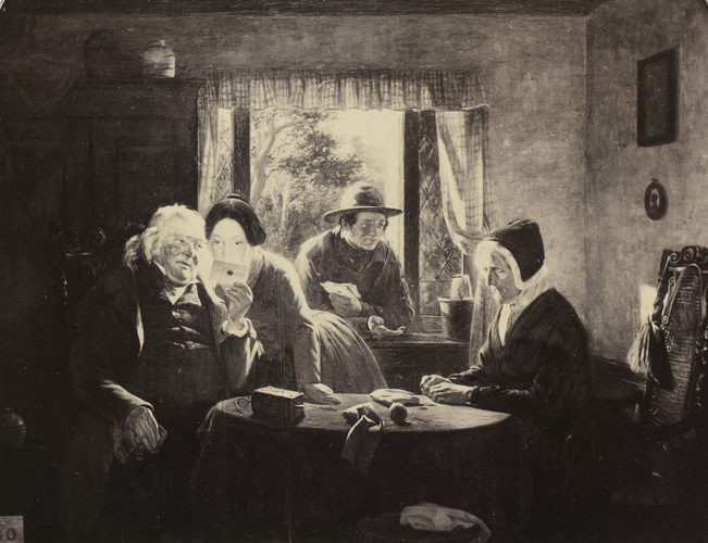 'The Letter from the Colonies'