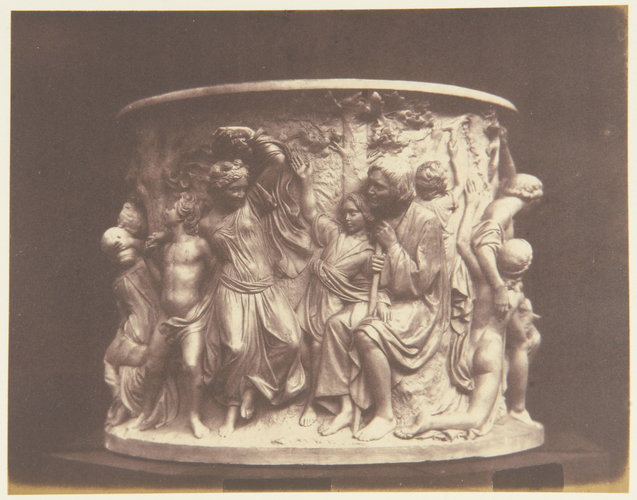 'Part of pedestal to monument of Frederic William III'