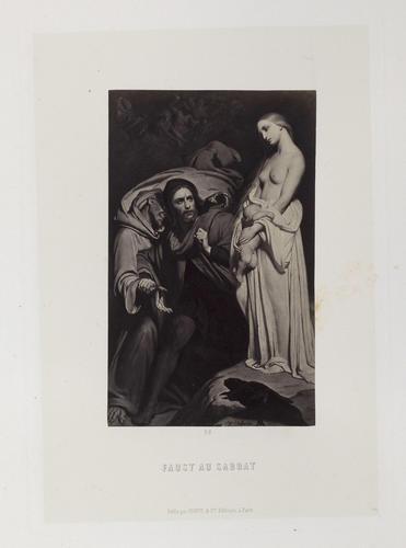 'Faust au Sabbat'