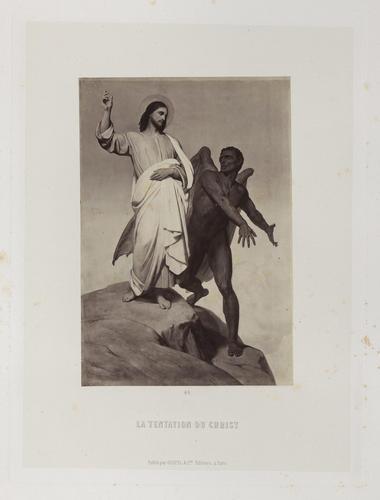'La Tentation du Christ'