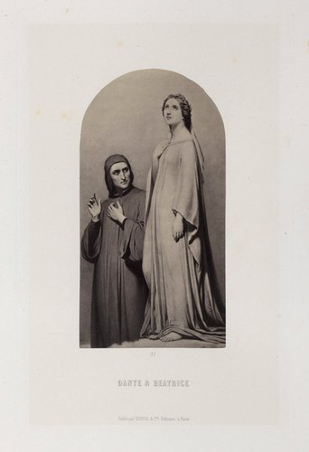 'Dante et Beatrix'