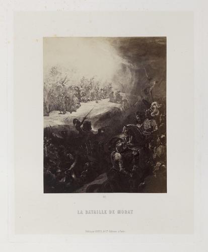 'La Bataille de Morat'