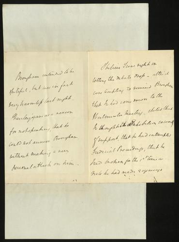 20 Mar 1850. Lord Granville to Colonel Grey