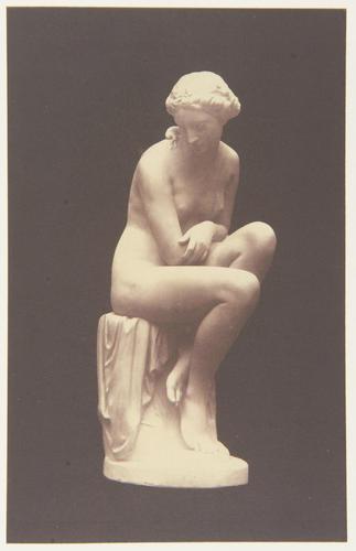 'A Bather'