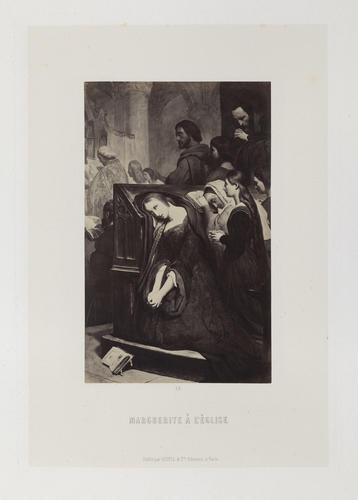'Marguerite ?a l'Eglise'