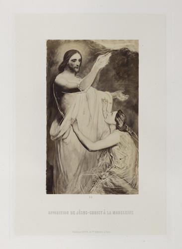 'Apparition de Jesus a la Madeleine'