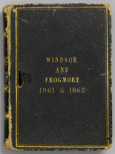 Windsor and Frogmore 1861 and 1862