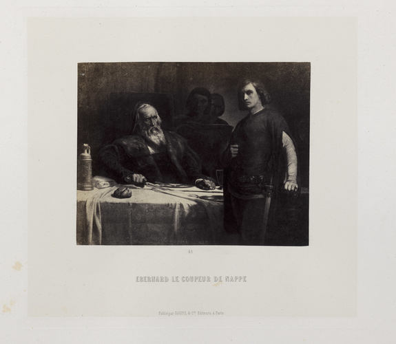 'Eberhard le coupeur de nappe'