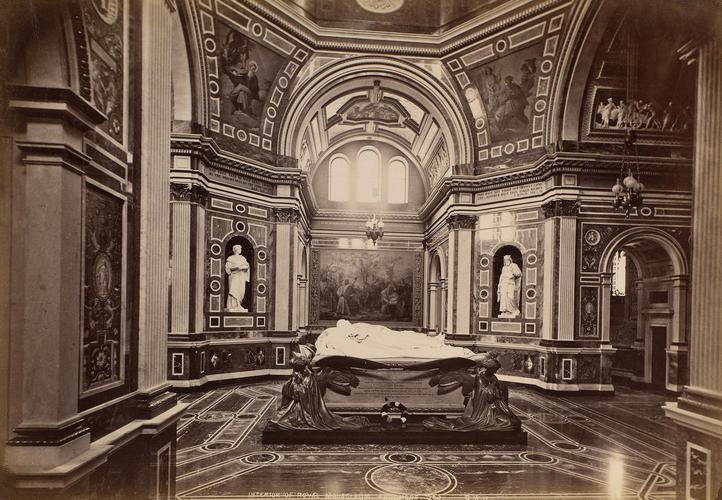 Interior of Royal Mausoleum, Frogmore