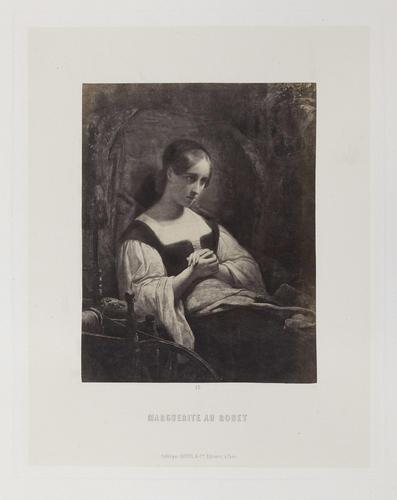 'Marguerite au rouet'